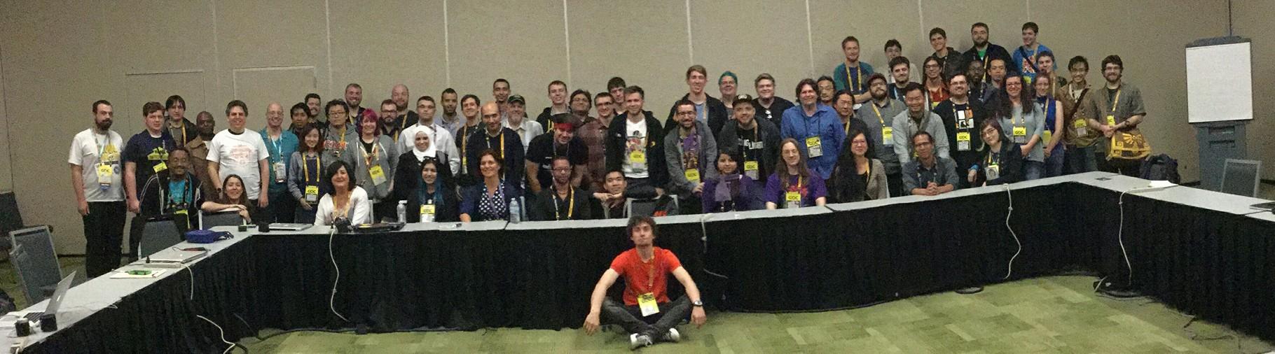 Global Game Jam at GDC 2015