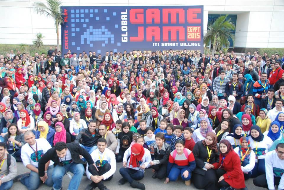 Global Game Jam 2015 Egypt