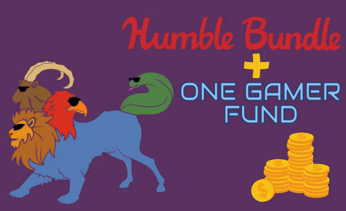 One Gamer Fund and Humble Bundle