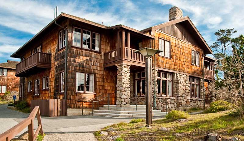 Asilomar Lodge Exterior