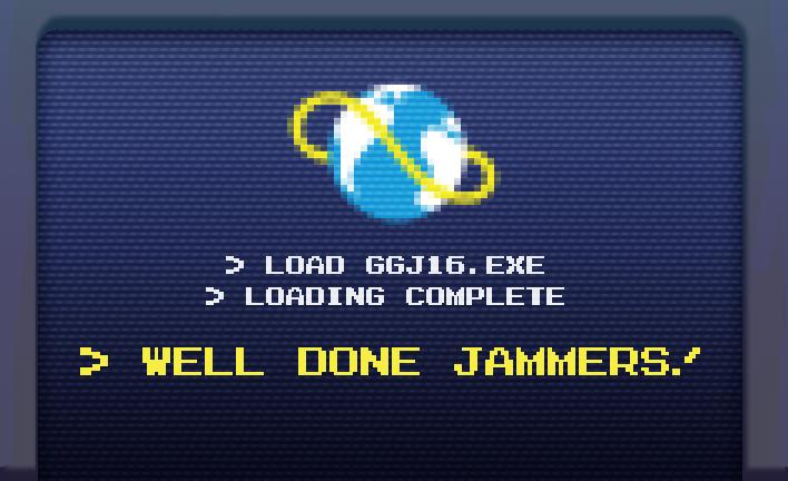 GGJ16 Download complete