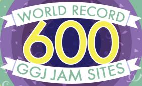 600 game jam sites