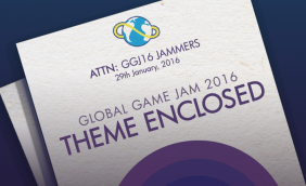 Global Game Jam® 2016 Theme Reveal GGJ16