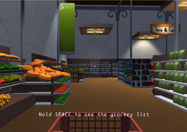 Medusa Goes to the Grocery Store | Global Game Jam®