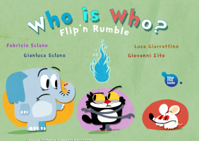 Who is Who? (Flip'n Rumble)