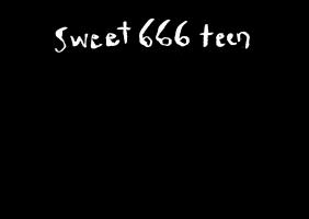sweet 666 teen