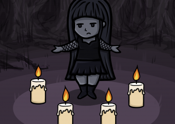 Witchy Circle Thumbnail