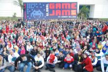 Global Game Jam 2015 Egypt