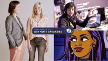 GGJ19 keynote speakers