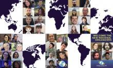 Regional Organisers 2019
